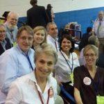 Delegates New Britian